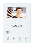 Kocom KCV-434SD (White)